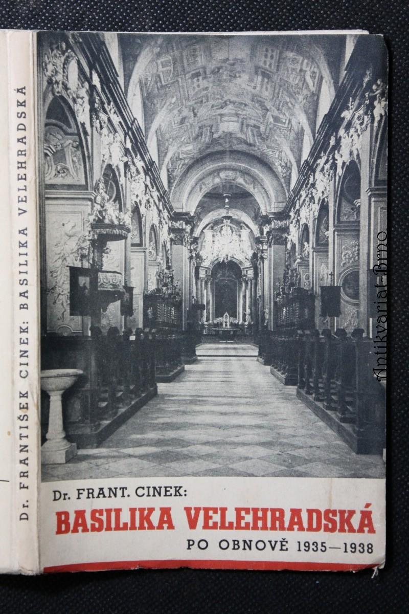 Basilika Velehradská v jasu obnovené krásy