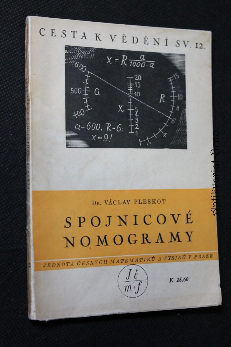 Spojnicové nomogramy