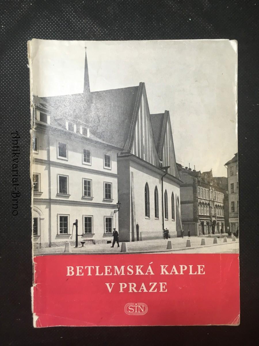 Betlemská kaple v Praze