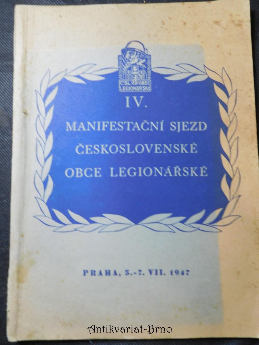 Památník IV. Manifestačního sjezdu československé obce legionářské