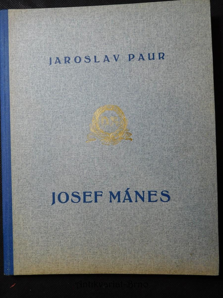 Josef Mánes : Výbor obr. a kr. z díla