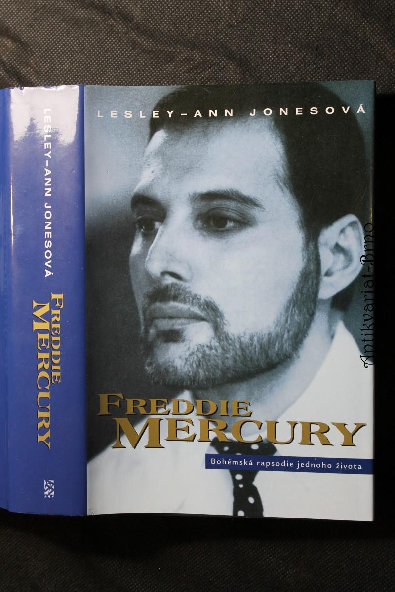 Jones Freddie Mercury Zivotopis 2010