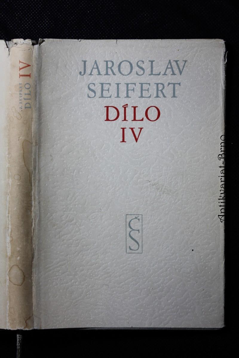 Dílo. IV, 1937-1953