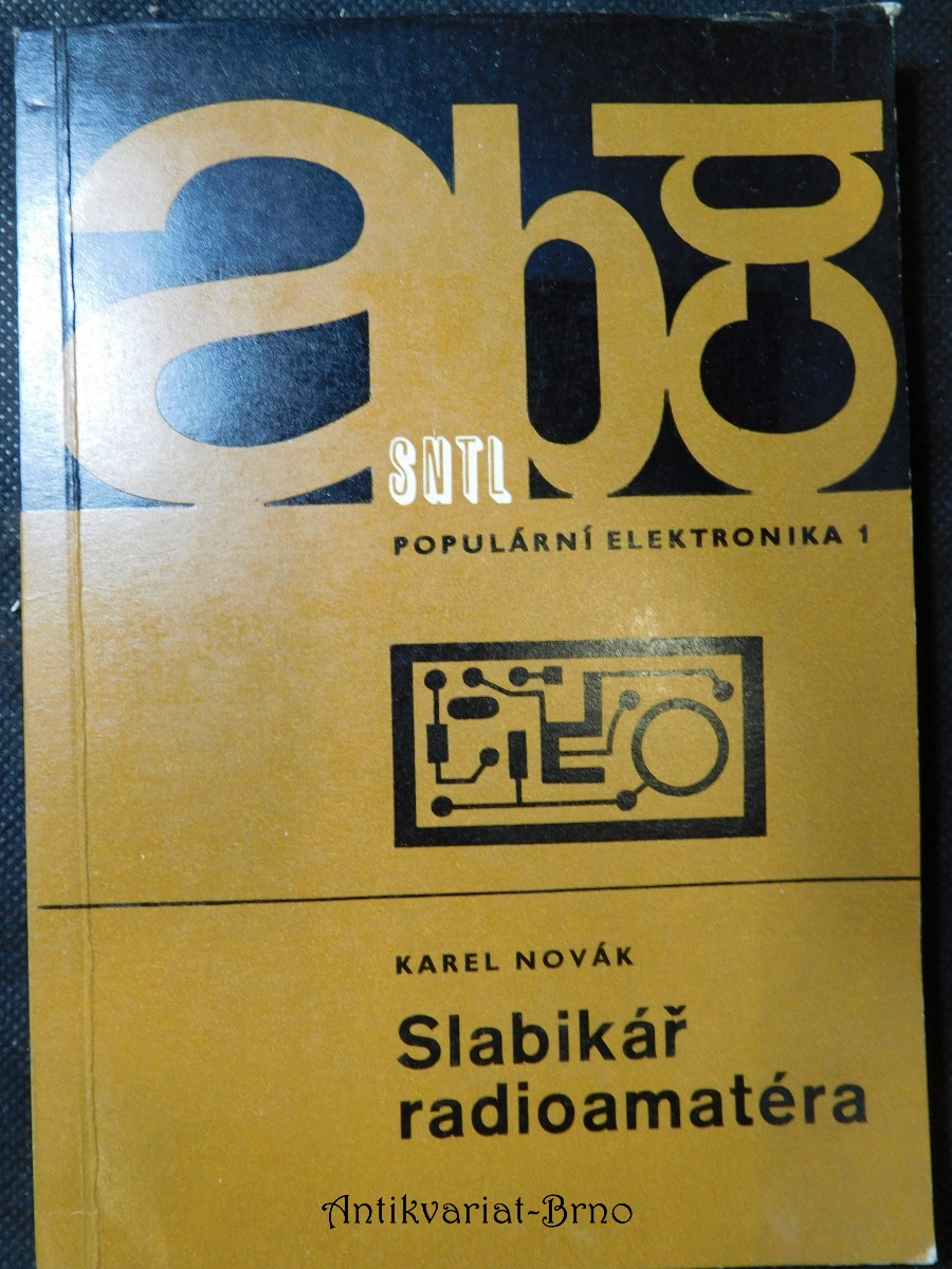 Slabikář radioamatéra