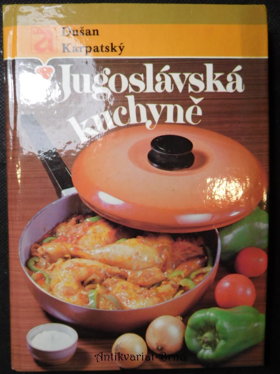Jugoslávská kuchyně