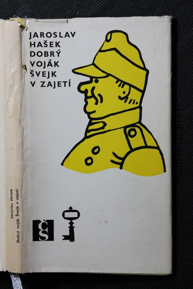 Dobrý voják Švejk v zajetí : stati a humoresky z dob války
