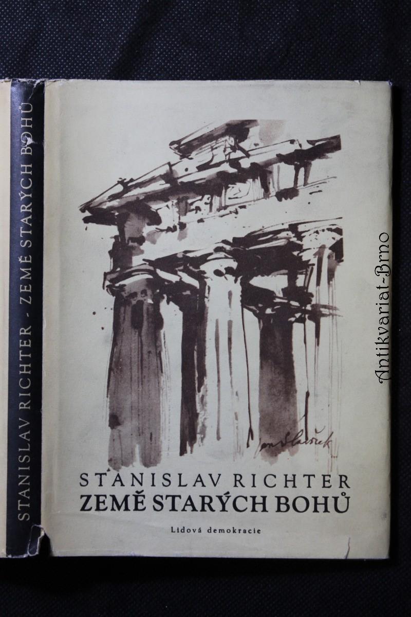 Země starých bohů : putování po antickém Řecku
