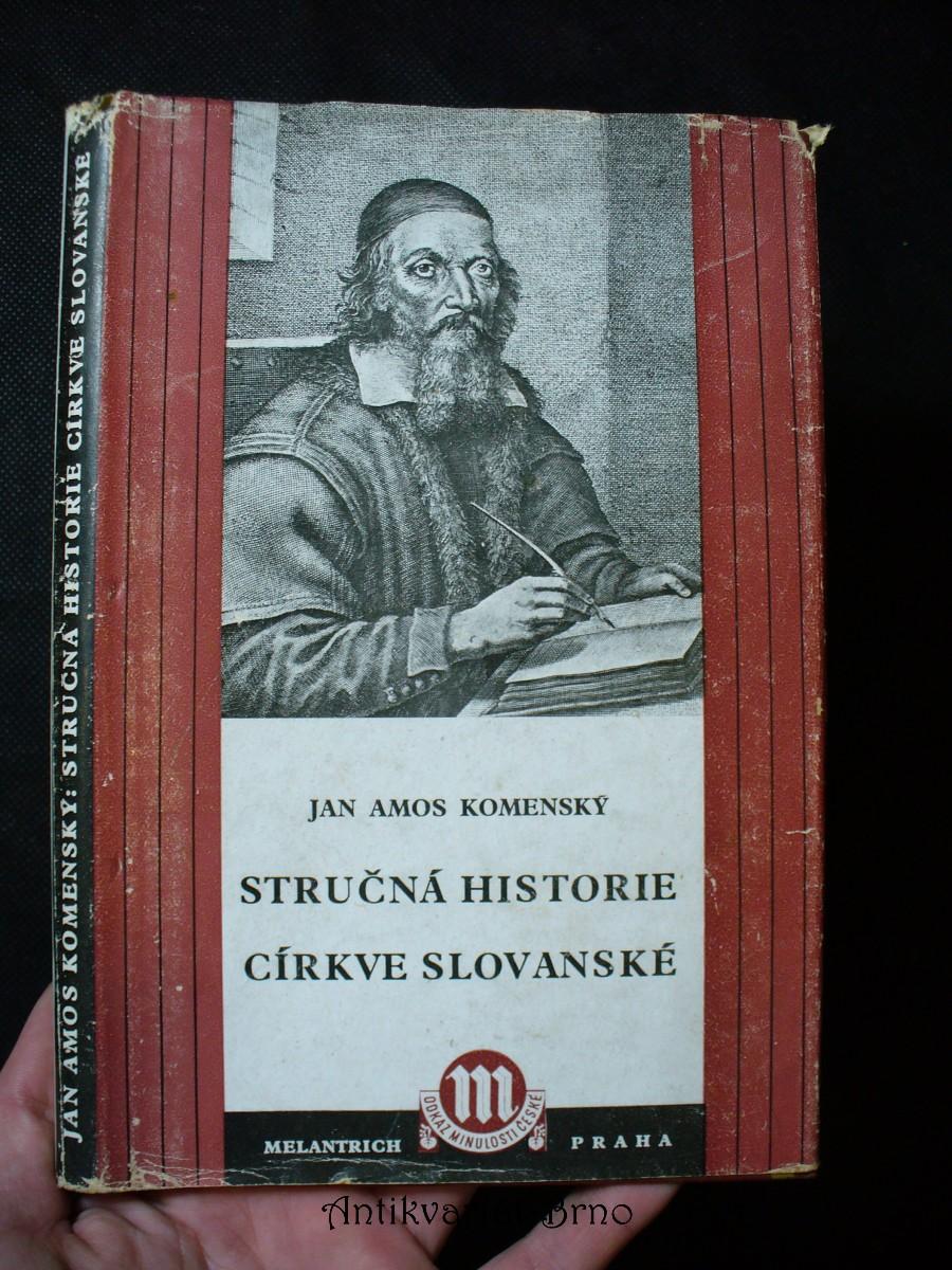 Stručná historie církve slovanské
