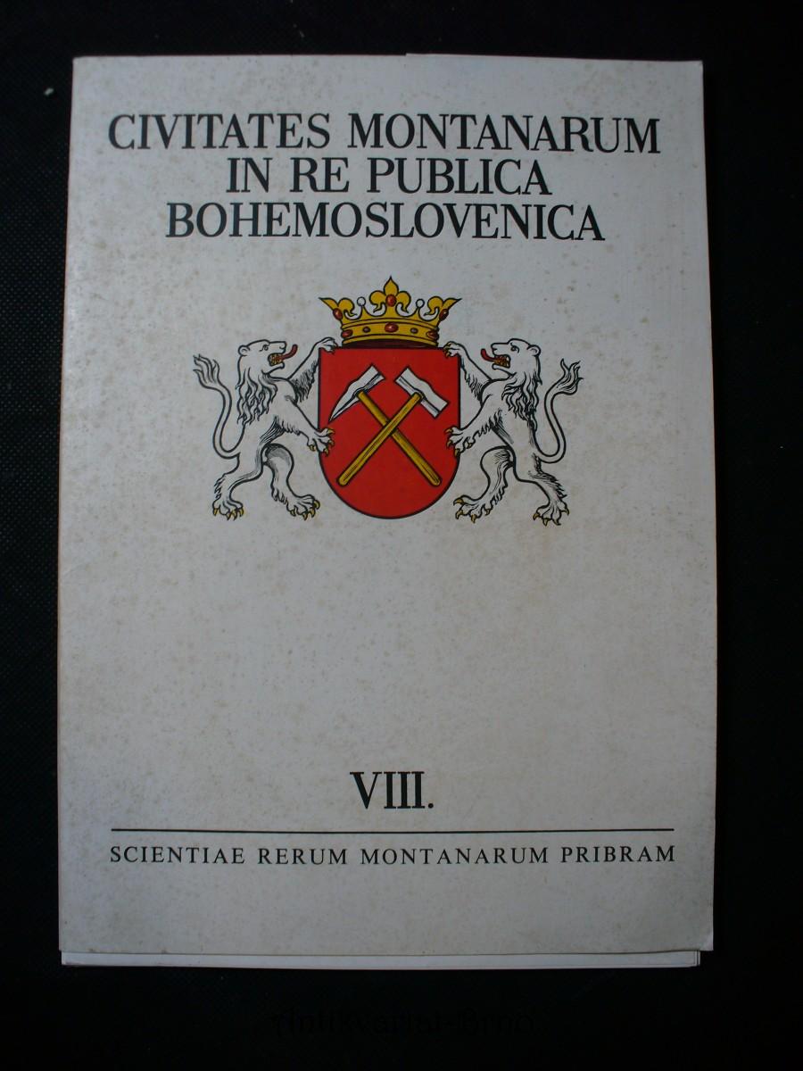 Horní města v československu; Díl VIII.