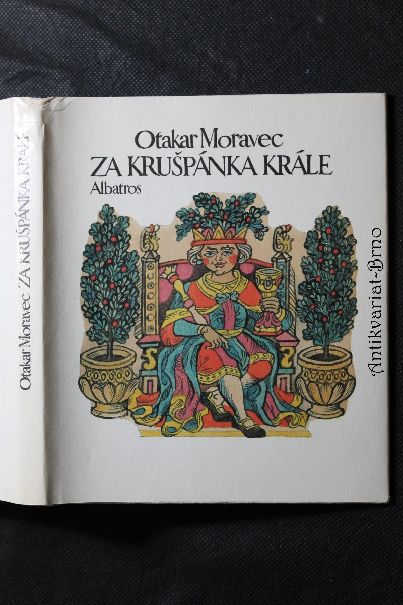 Za Krušpánka krále : na lidové látky z různých končin světa i na vlastní motivy