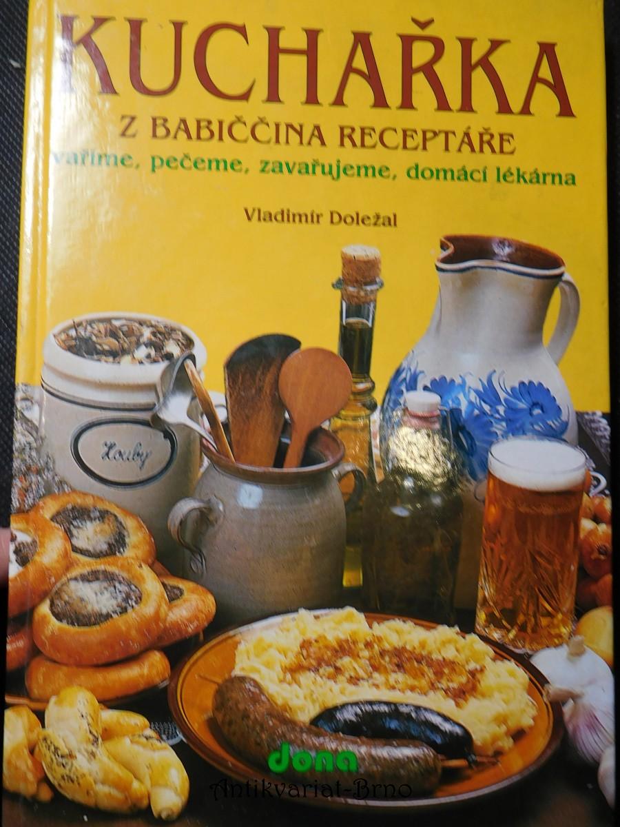 Kuchařka 9 Z babiččina receptáře
