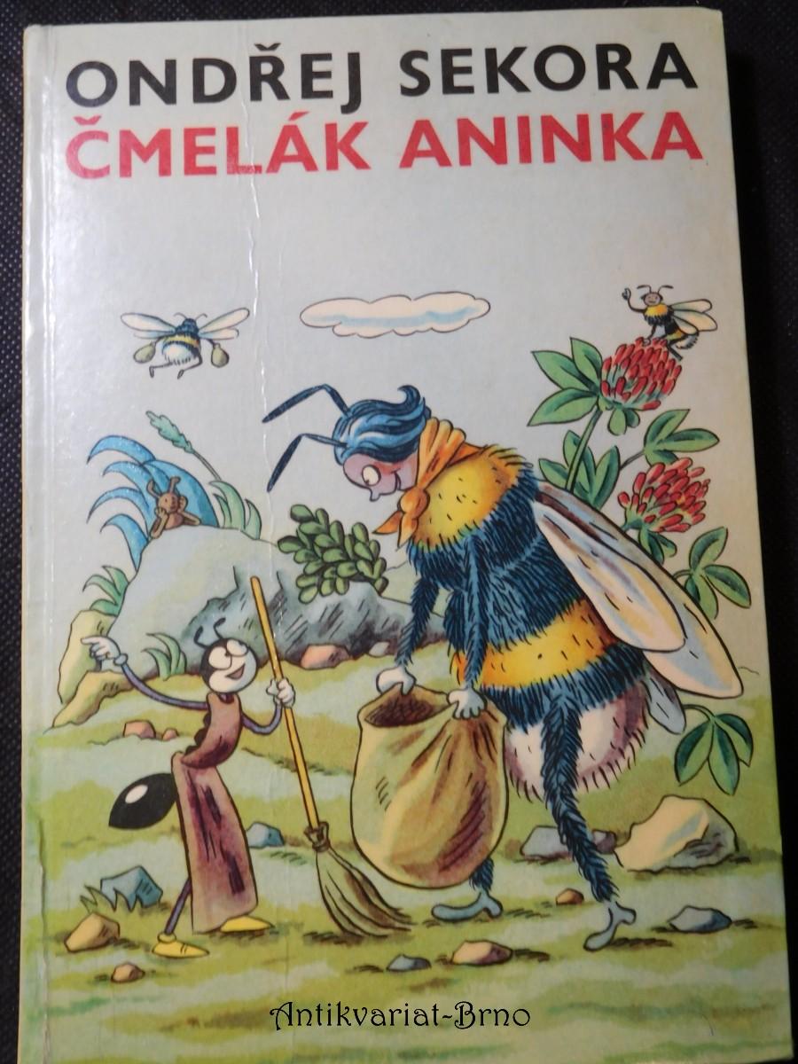 Čmelák Aninka : Pro malé čtenáře