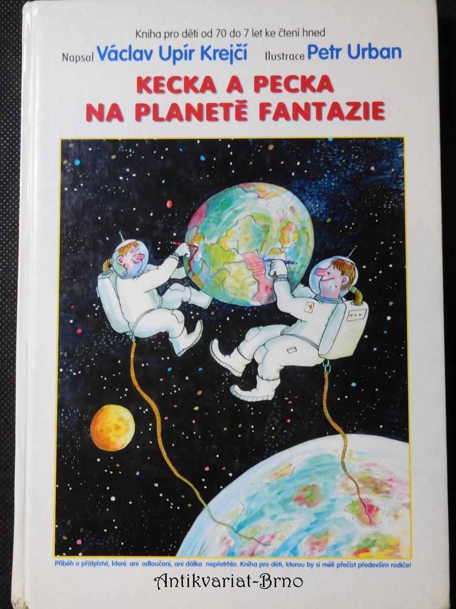 Kecka a Pecka na Planetě Fantazie