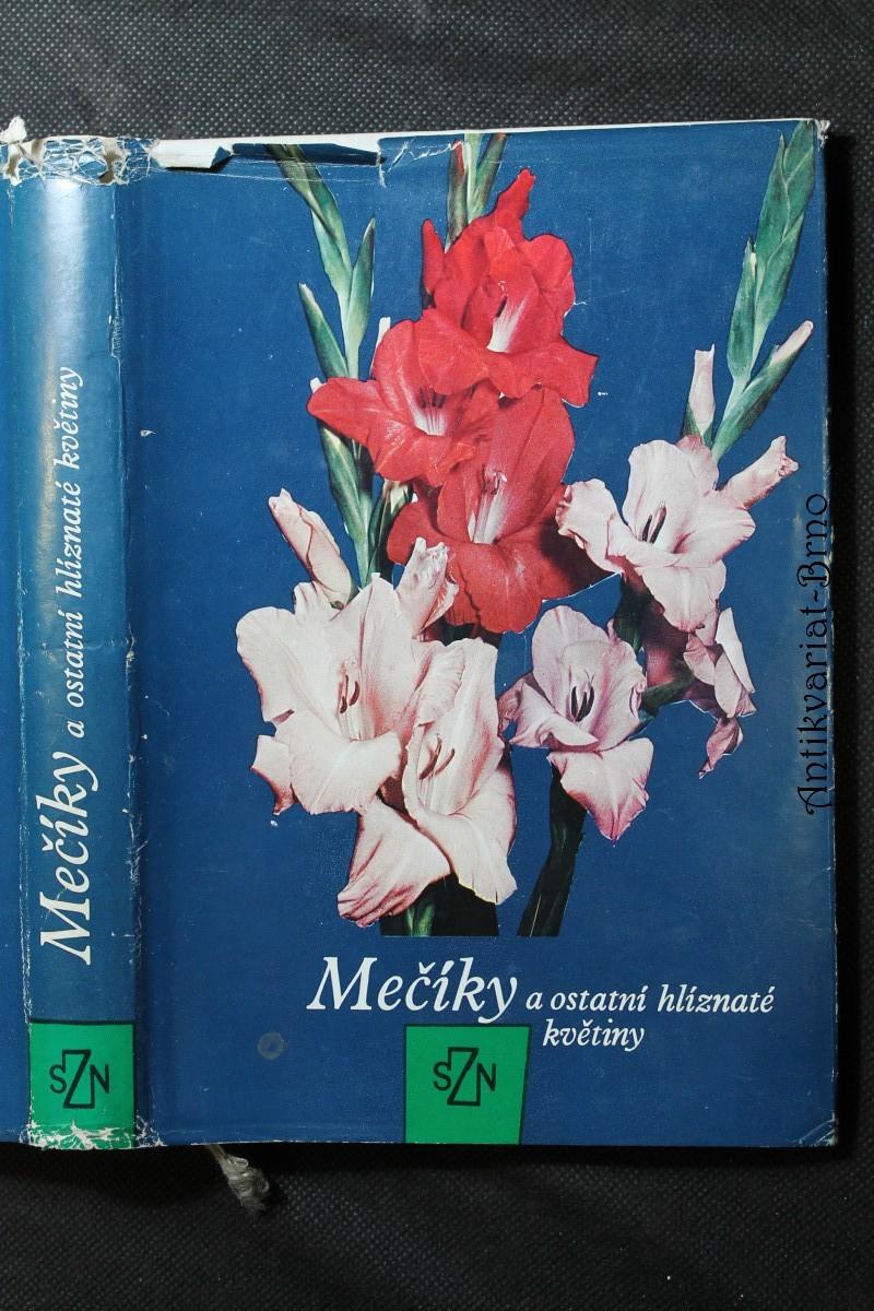 Mečíky a ostatní hlíznaté květiny