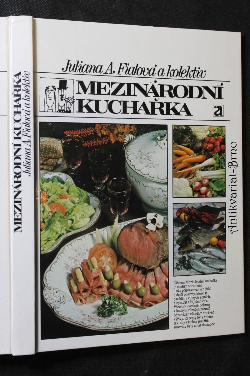 Mezinárodní kuchařka