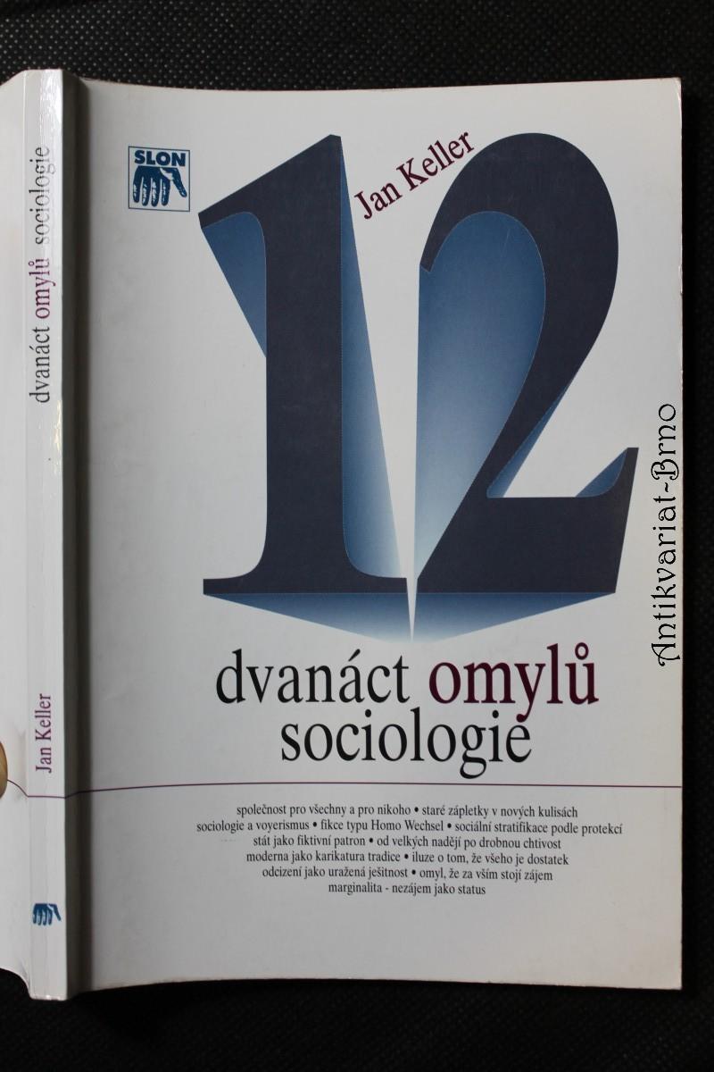 Dvanáct omylů sociologie