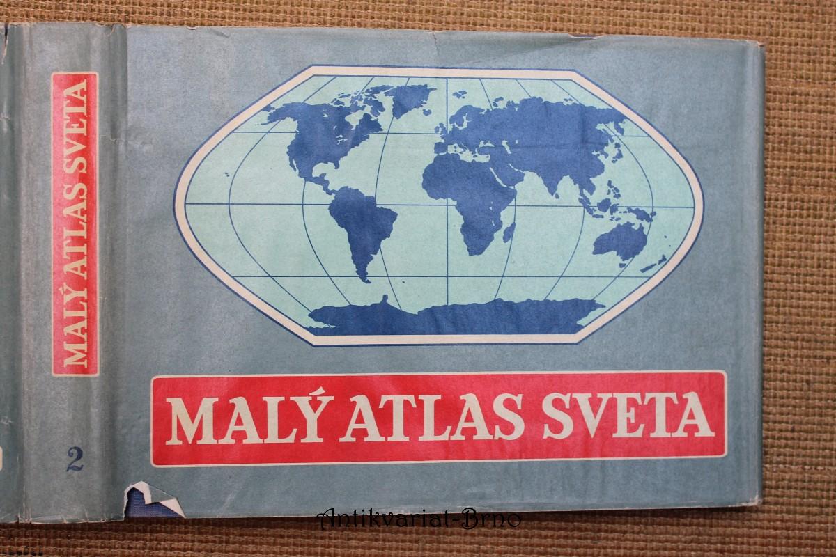 Malý atlas sveta. Sv. 2