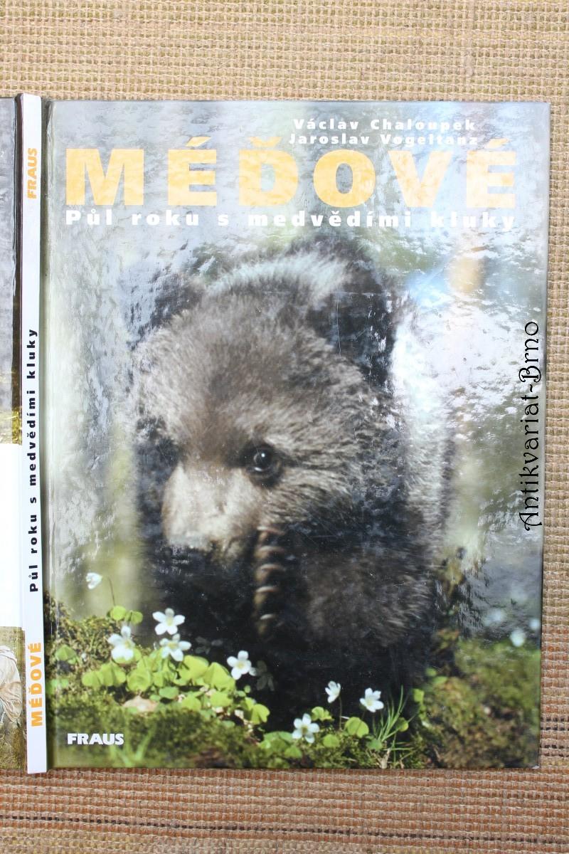Méďové : půl roku s medvědími kluky