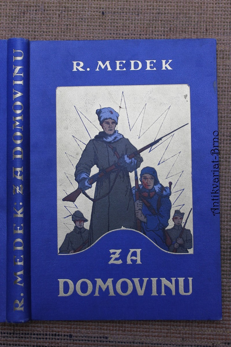 Za domovinu : legionáři československé mládeži