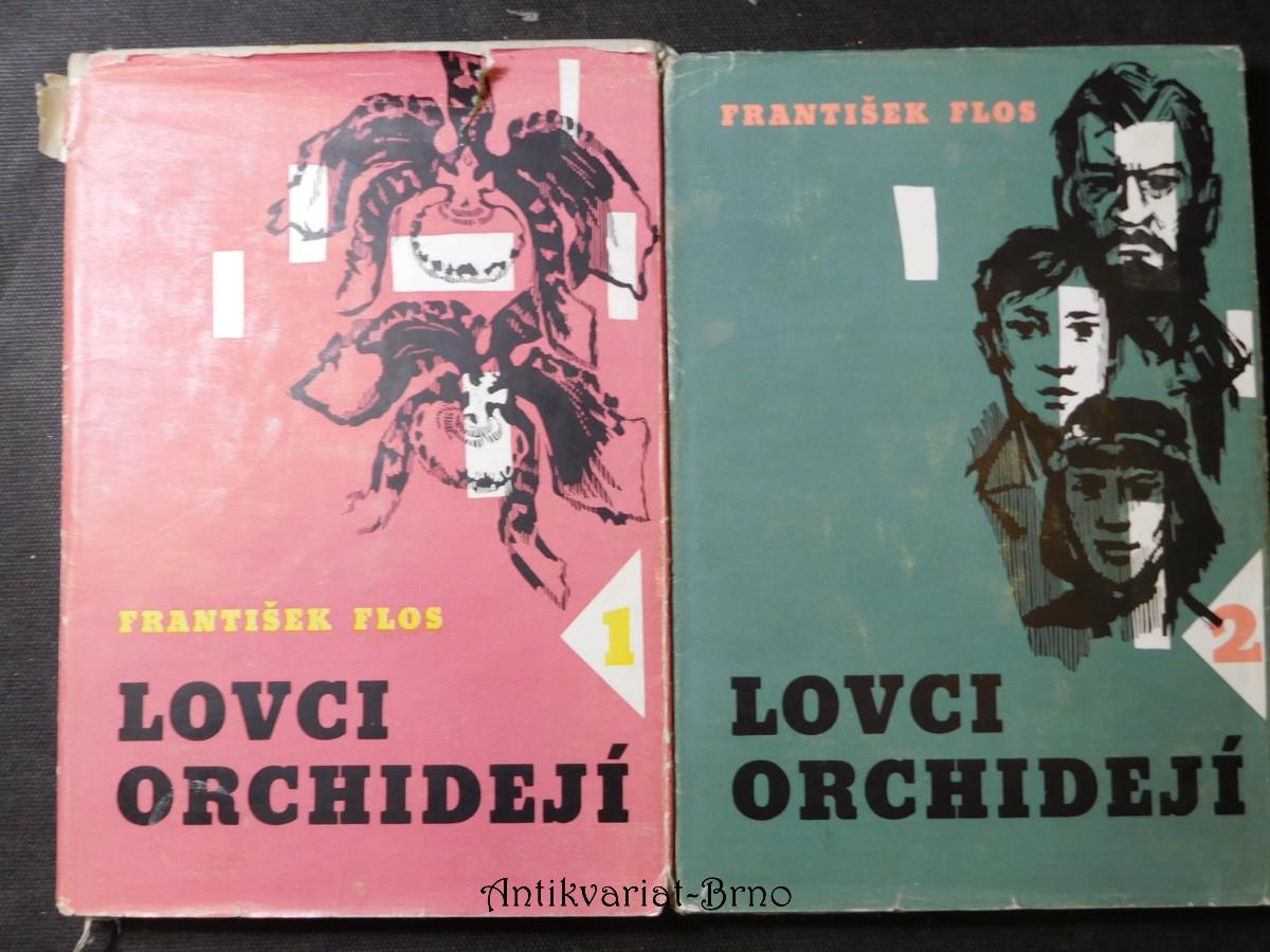 Lovci orchidejí první a druhý díl