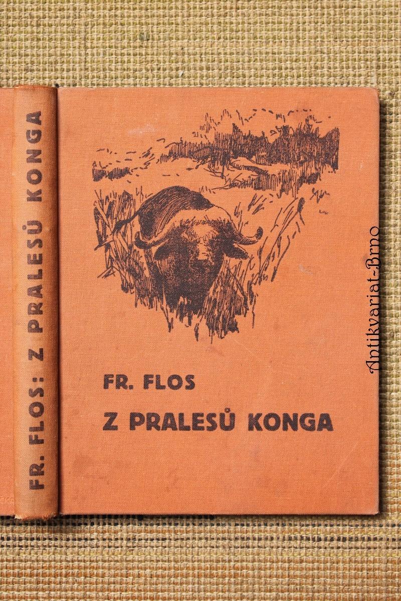 Z pralesů Konga : dobrodružný román