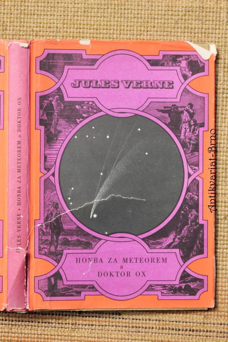 Honba za meteorem a Doktor Ox