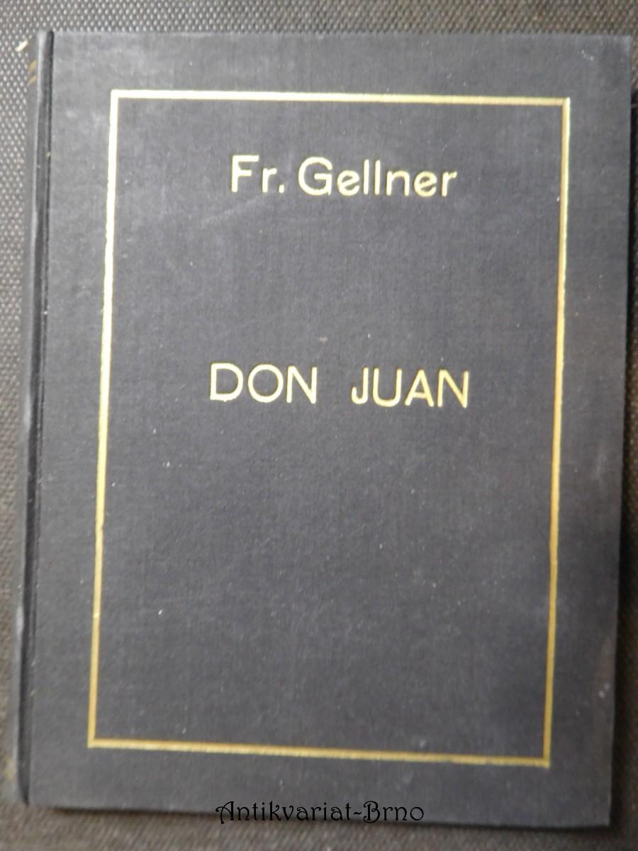 Don Juan : [báseň]