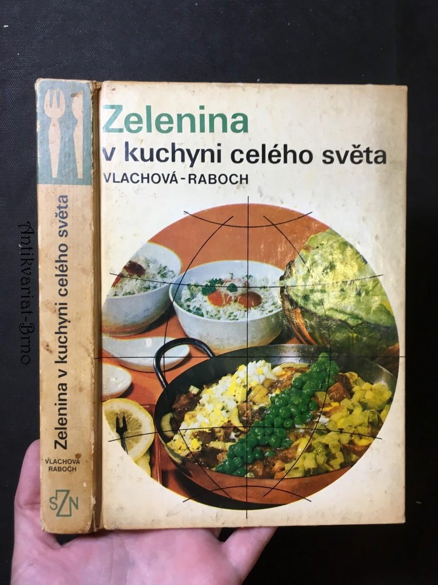 Zelenina v kuchyni celého světa