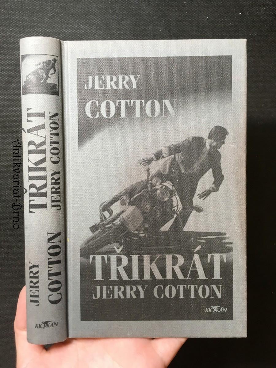 Třikrát Jerry Cotton