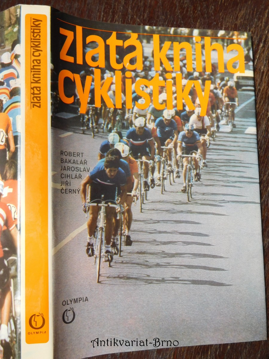 Zlatá kniha cyklistiky