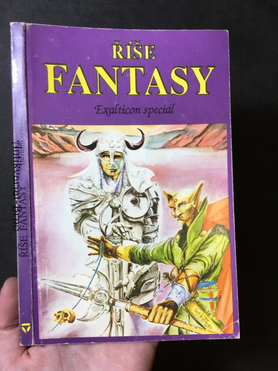Říše fantasy [Výbor povídek]