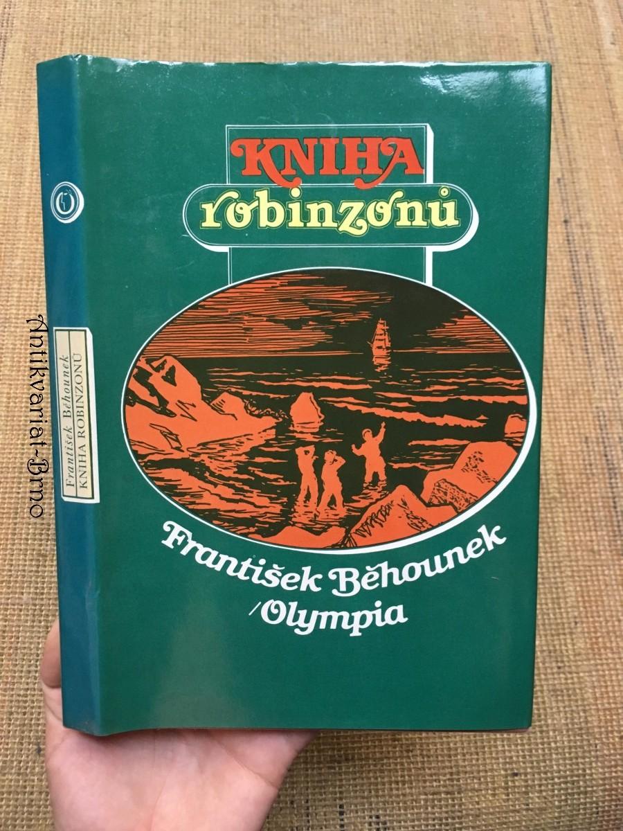 Kniha robinzonů: osudy slavných trosečníků