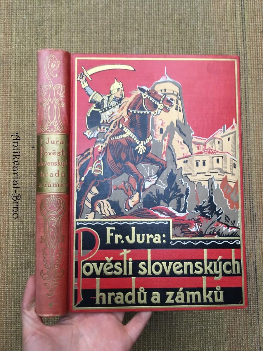 Pověsti slovenských hradů a zámků