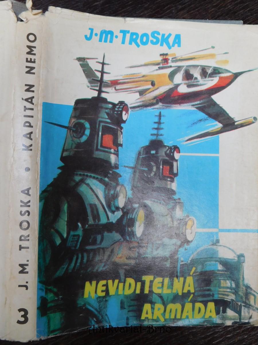Kapitán Nemo. 3, Neviditelná armáda
