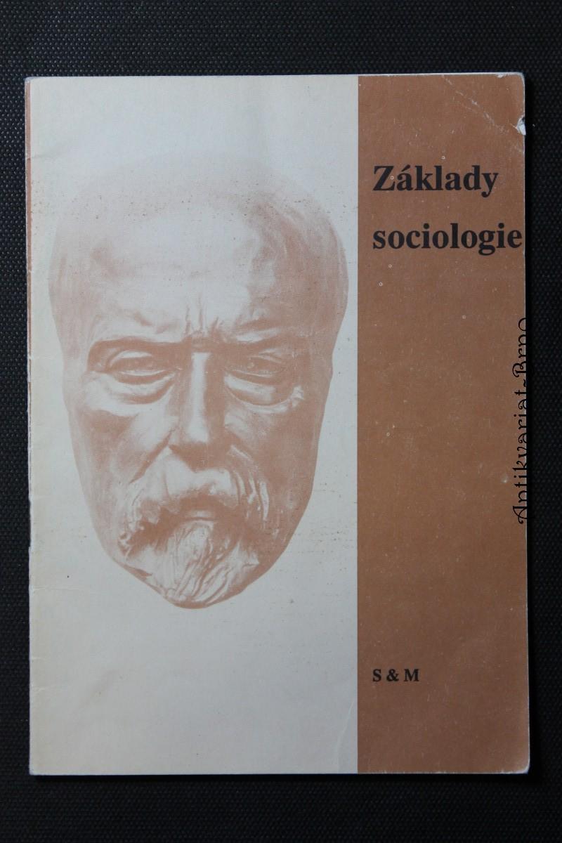 Základy sociologie : učební text pro střední školy