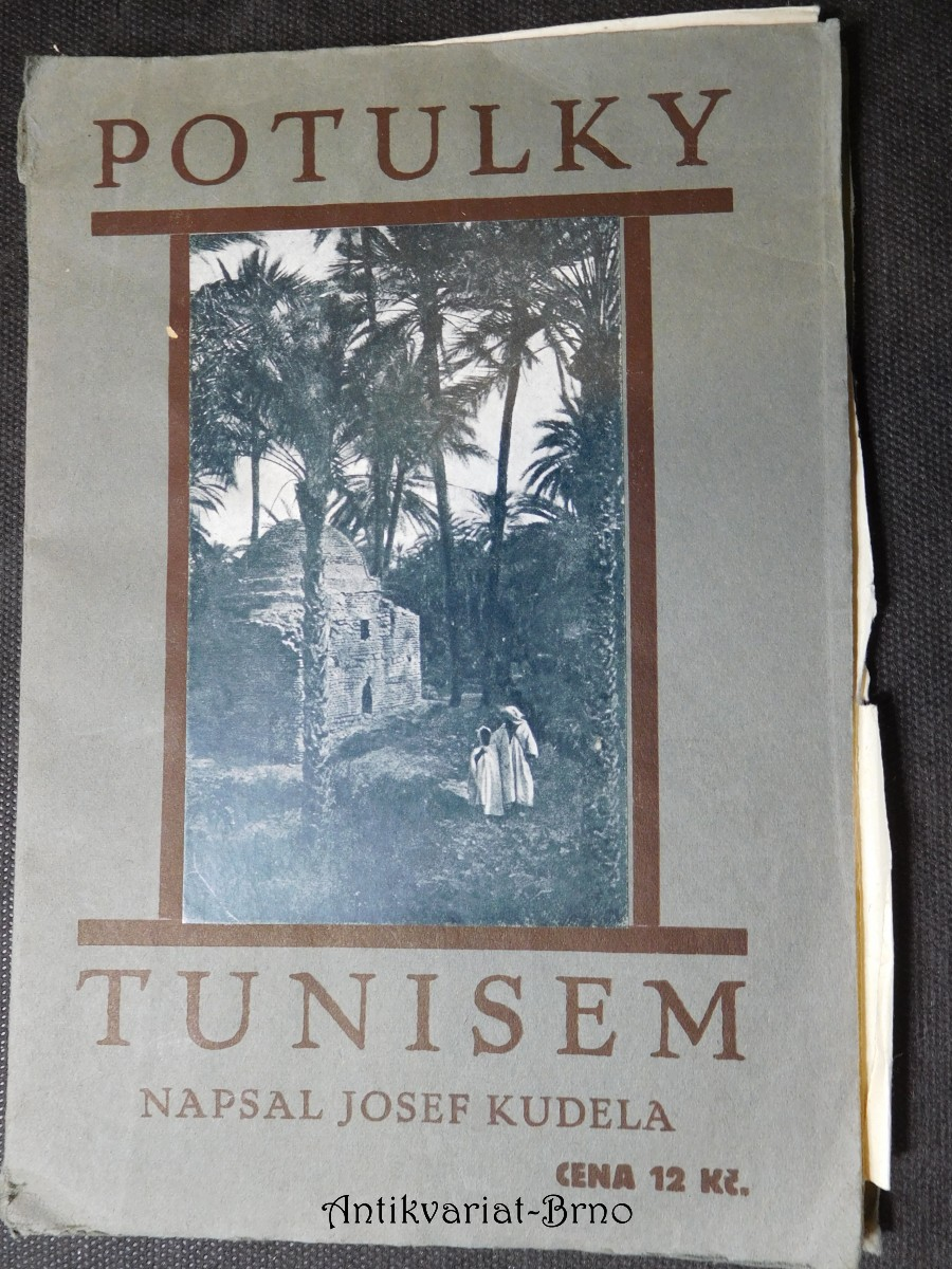 Potulky Tunisem