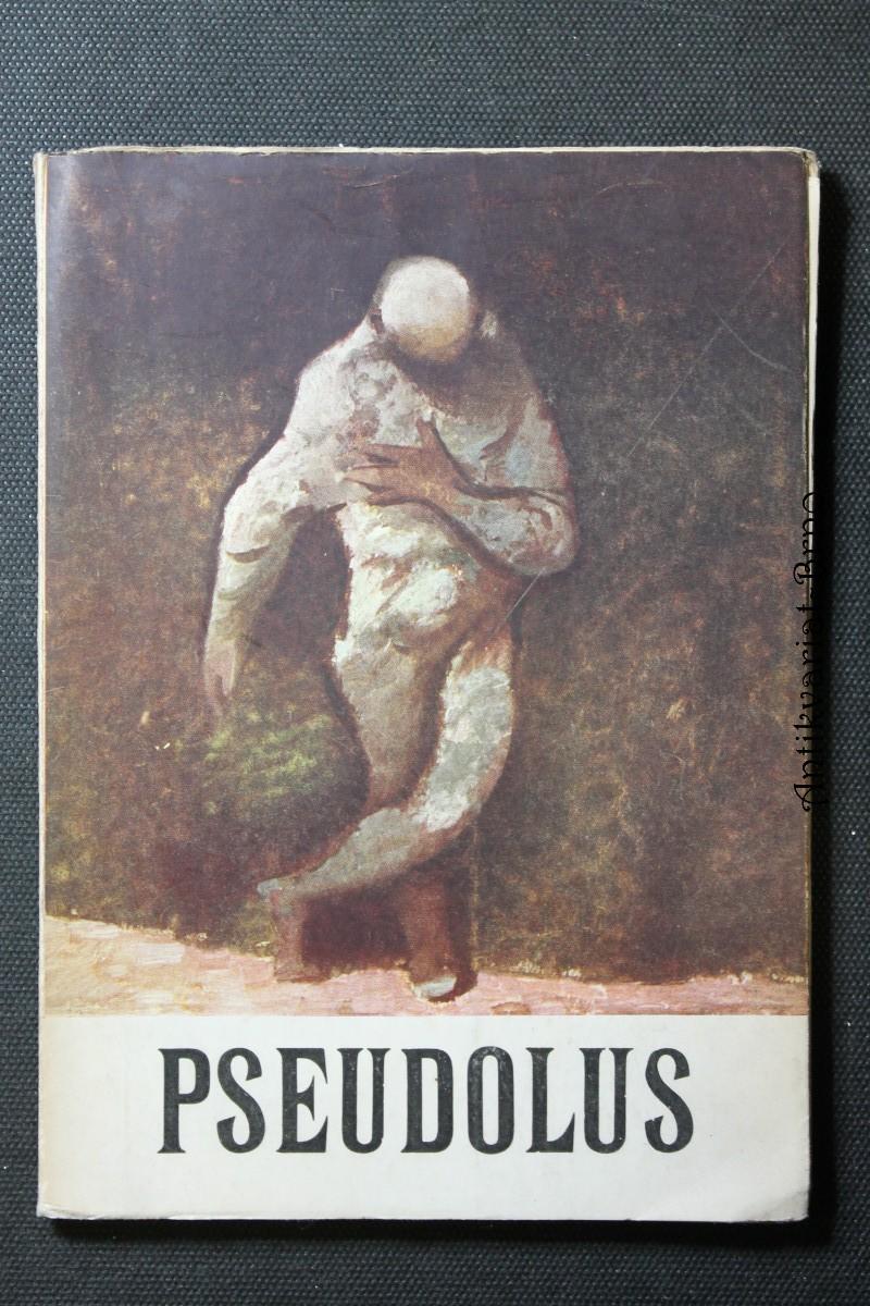 Pseudolus : komedie
