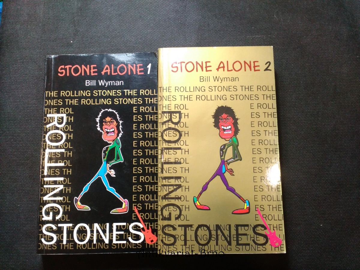 Stone Alone : the story of a rock'n'roll band