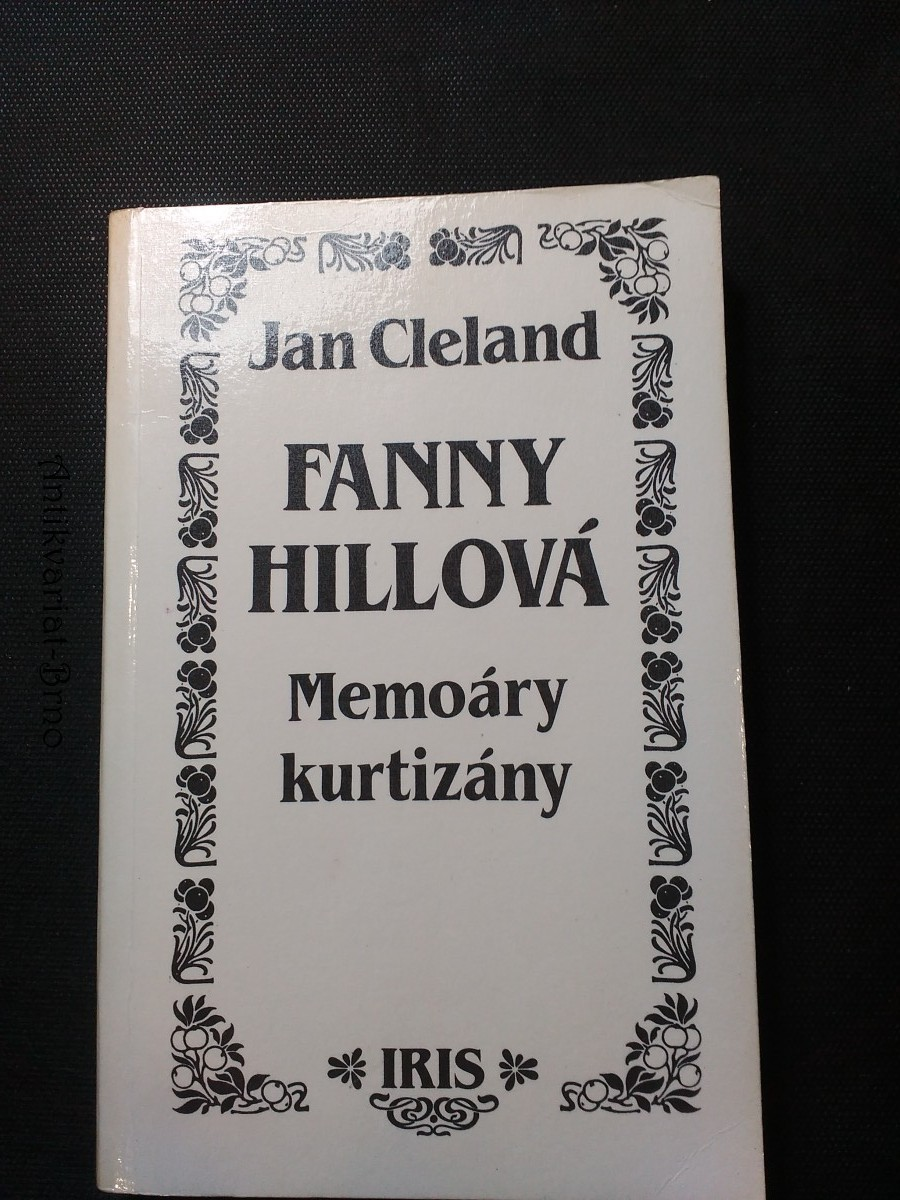 Fanny Hillová : memoáry kurtizány
