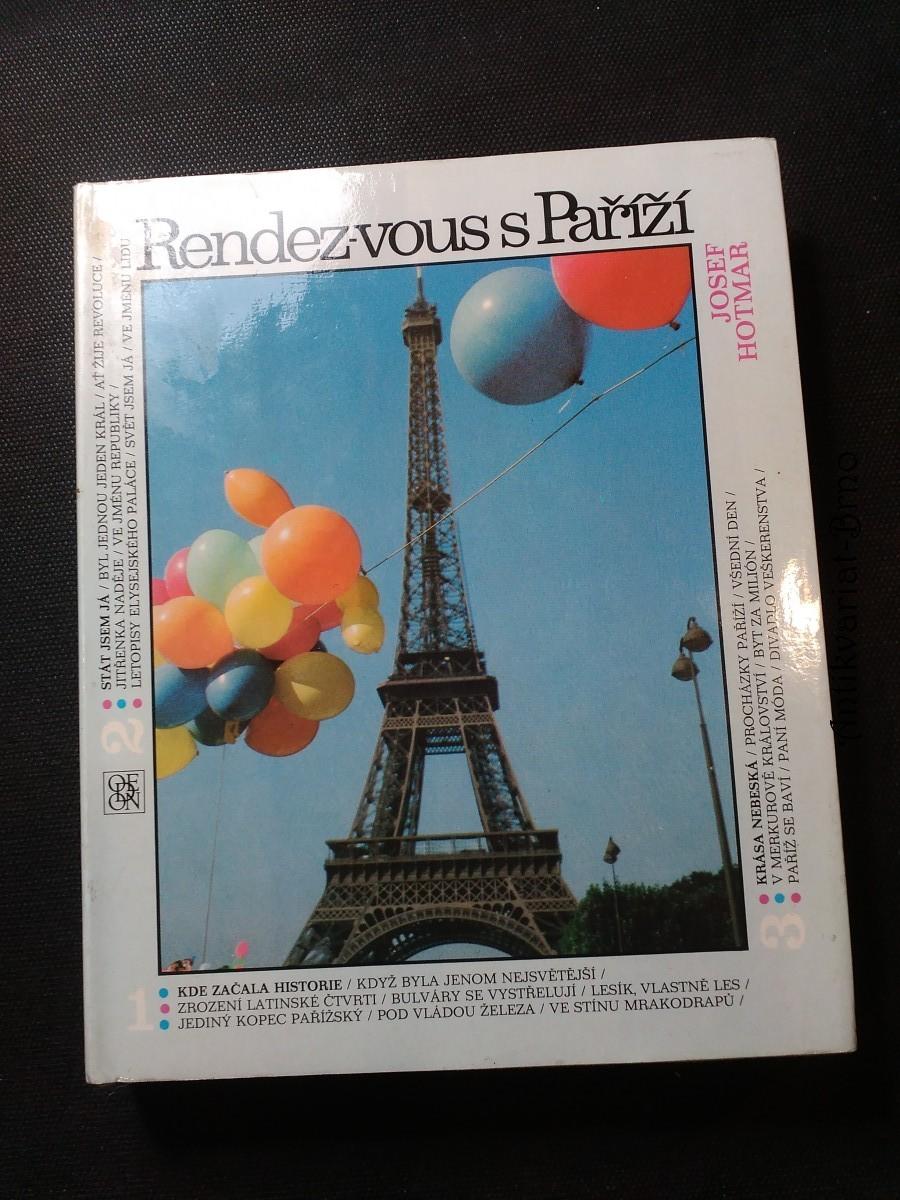 Rendez-vous s Paříží