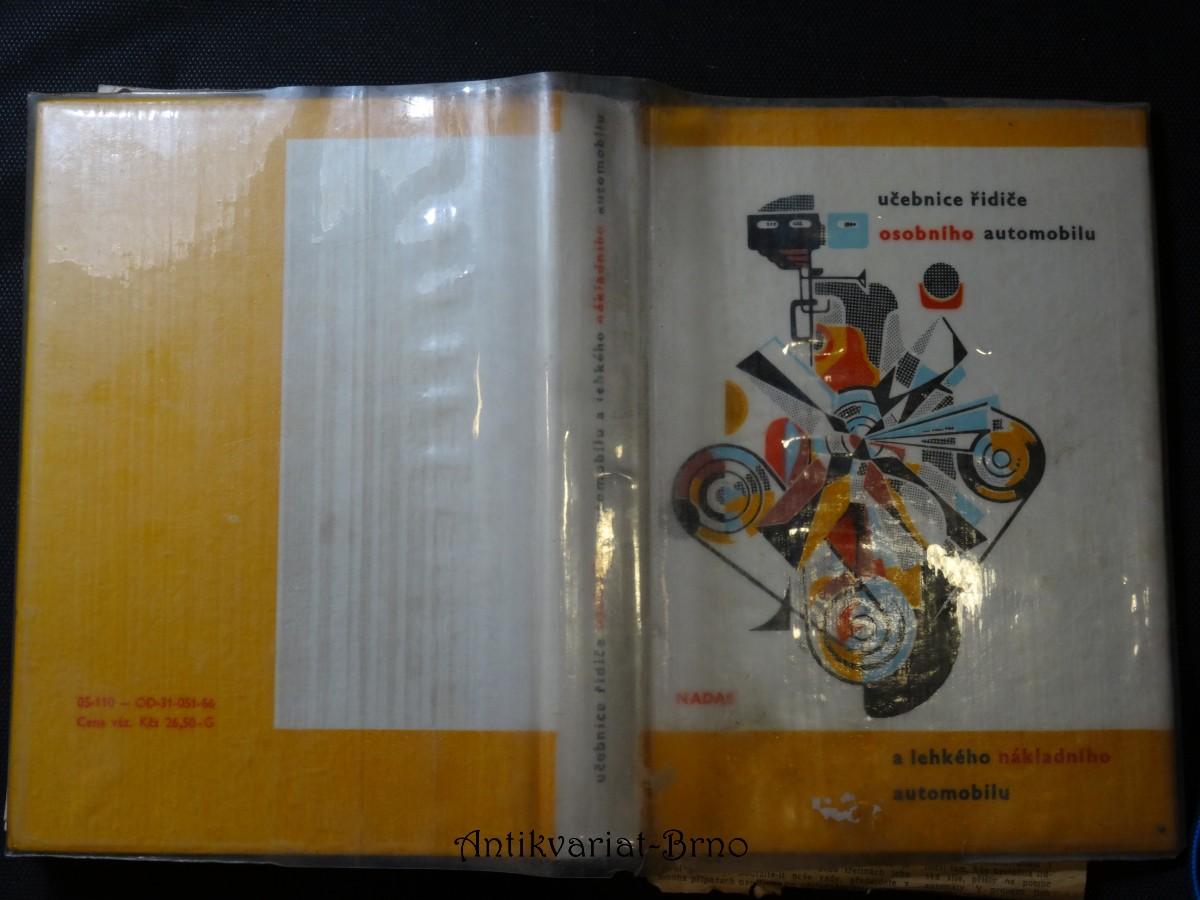 Učebnice řidiče osobního automobilu a lehkého nákladního automobilu