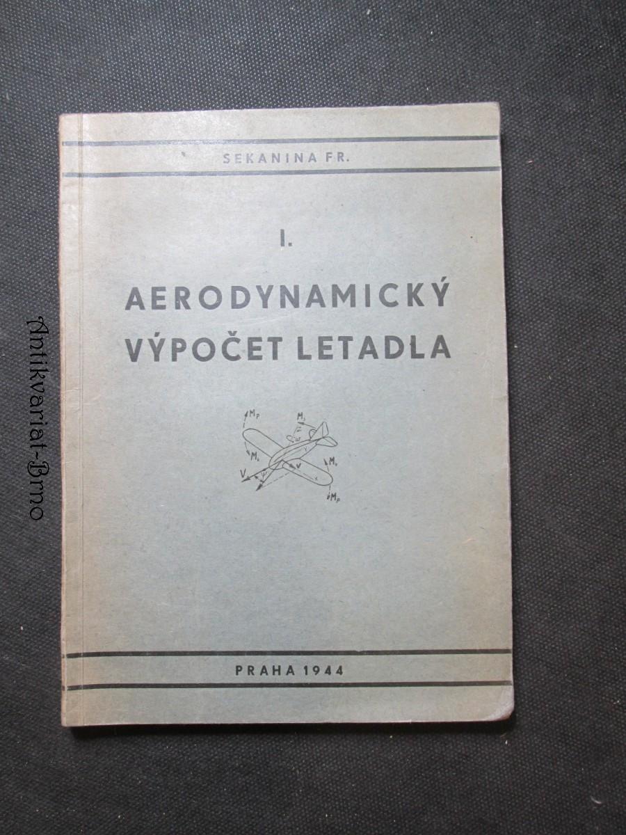 Aerodynamický výpočet letadla