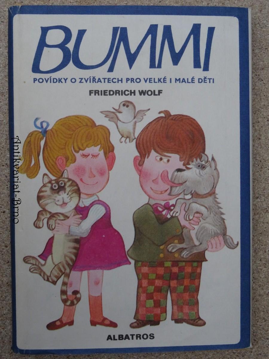 bummi - Povídky o zvířatech pro velké i malé děti