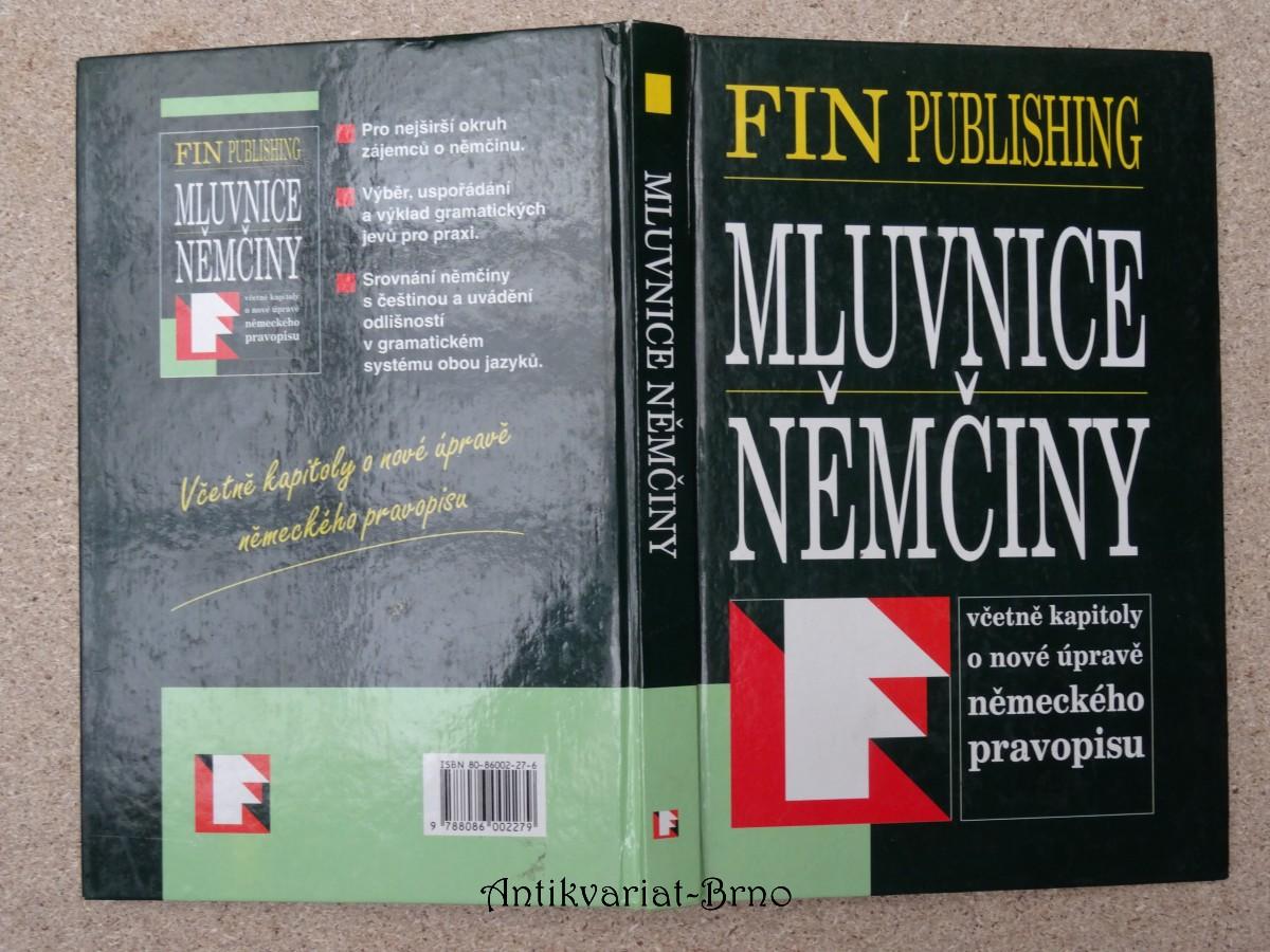 Mluvnice němčiny