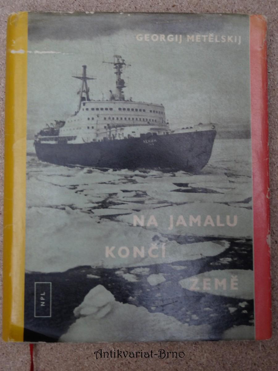Na Jamalu končí země