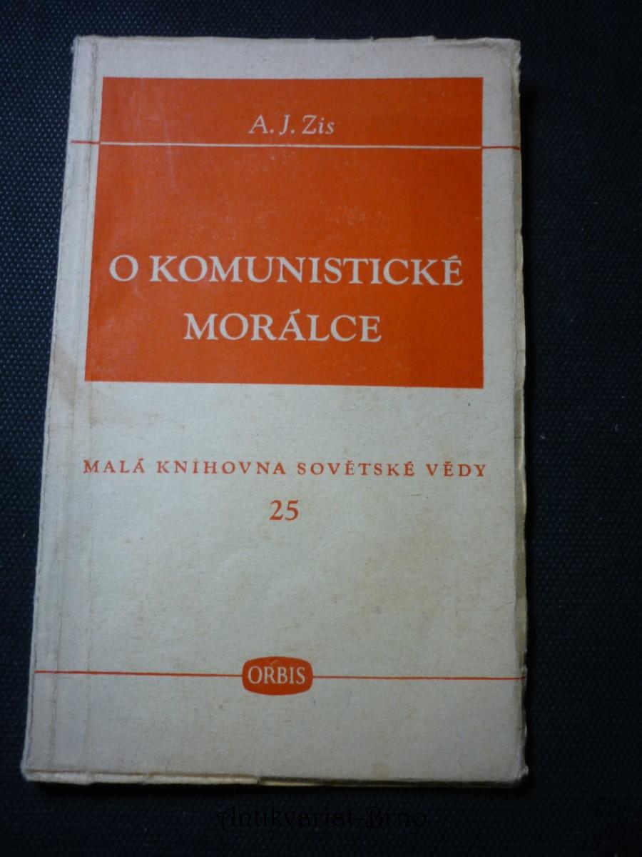 O komunistické morálce