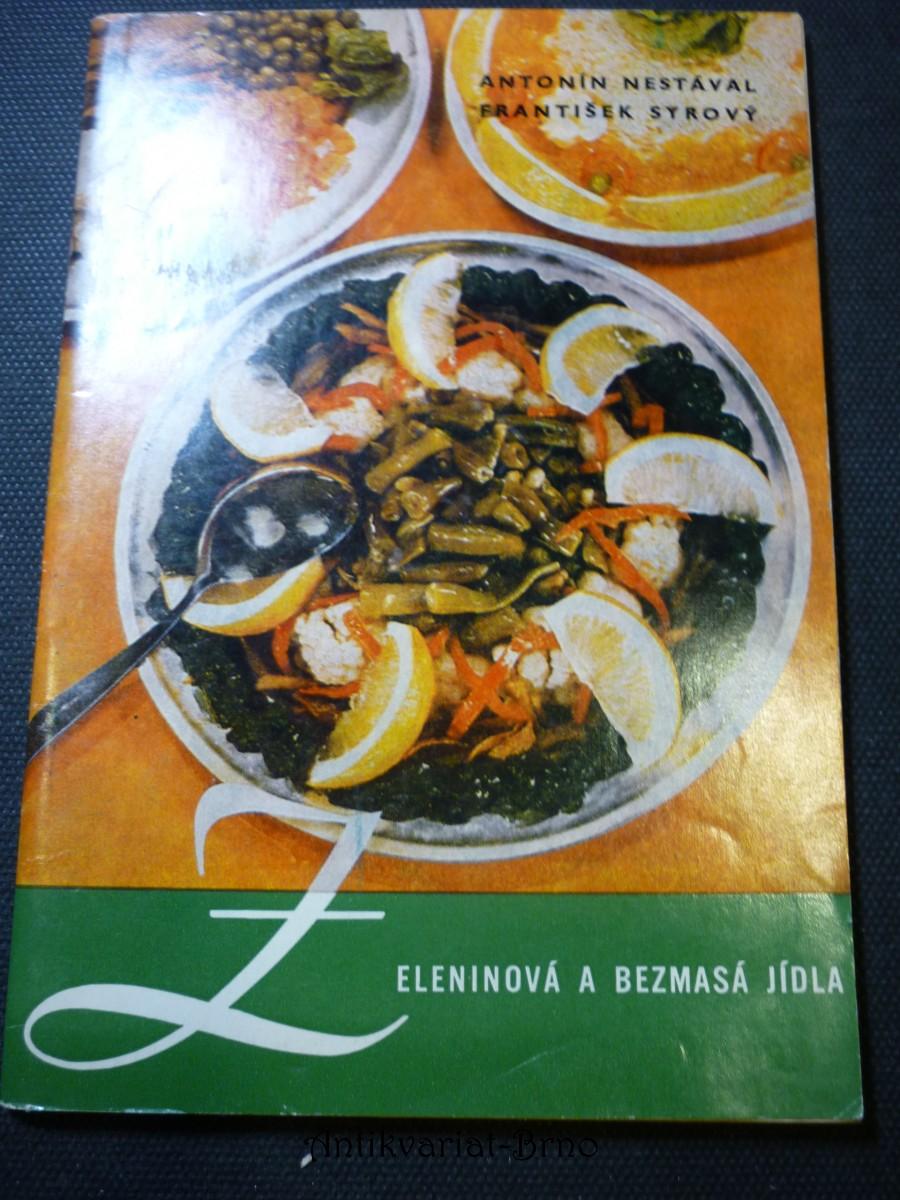 zeleninová a bezmasá jídla