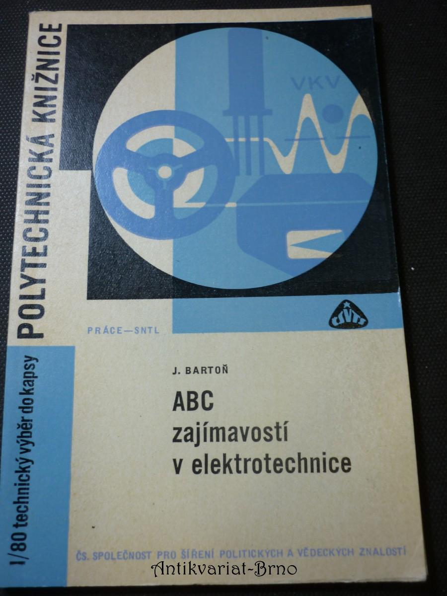 ABC zajímavostí v elektrotechnice