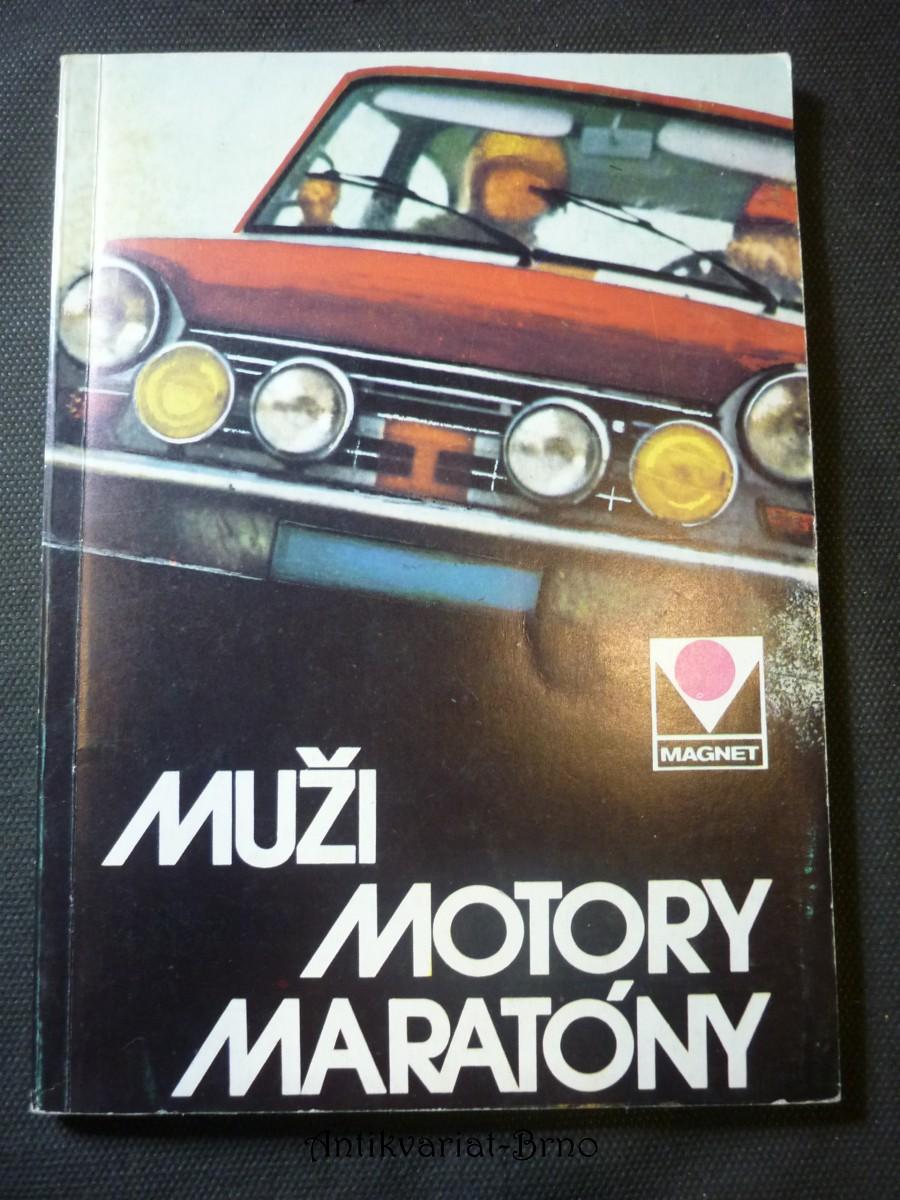 muži motory maratóny