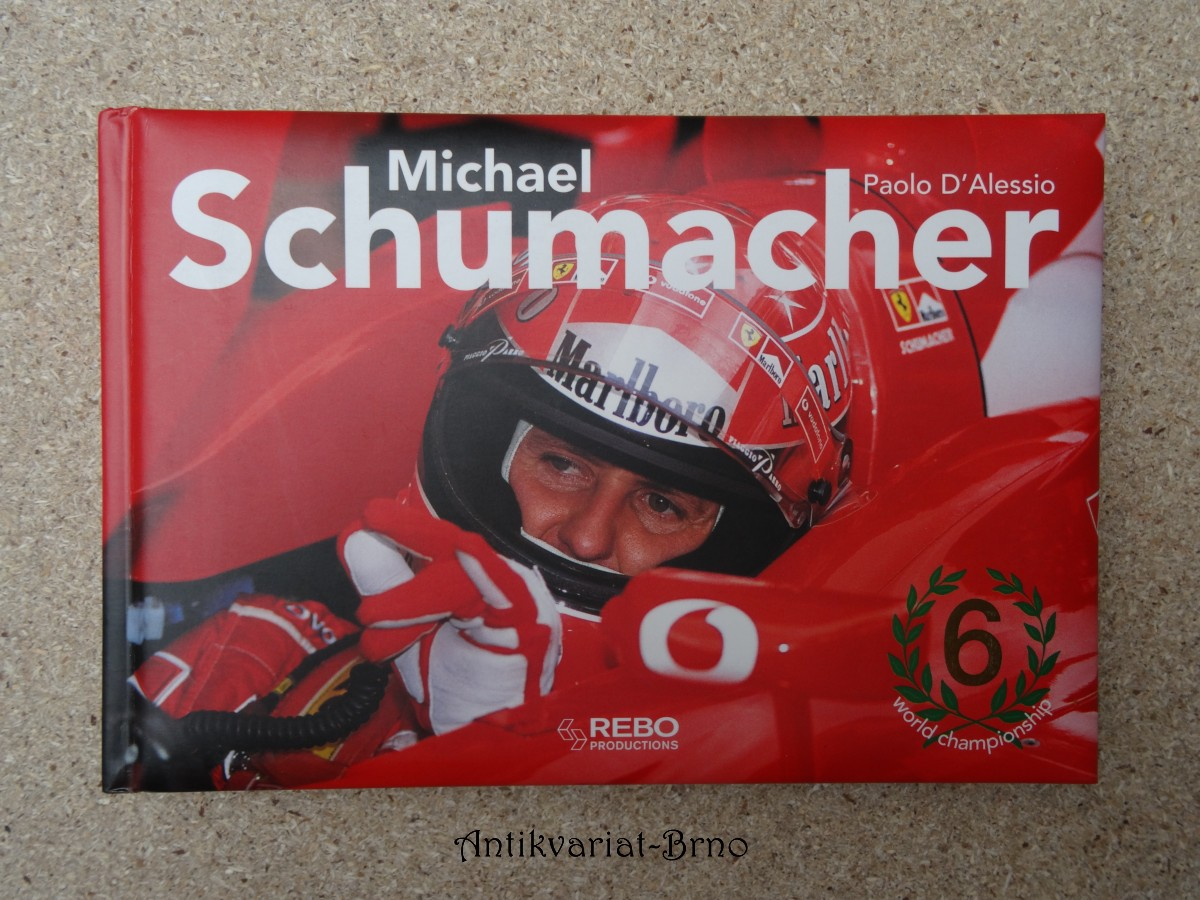 Michael Schumacher : 1994, 1995, 2000, 2001, 2002, 2003